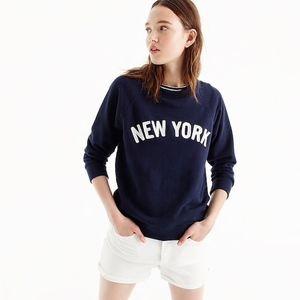 J. Crew Tops - J. Crew New York Sweatshirt